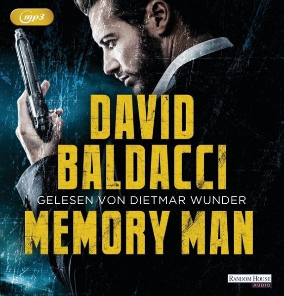 Amos Decker: Memory Man 1 by David Baldacci (2015, Hardcover)