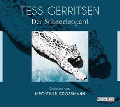 Der Schneeleopard / Jane Rizzoli Bd.11 (6 Audio-CDs) - Gerritsen, Tess