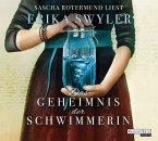 Das Geheimnis der Schwimmerin, 6 Audio-CDs