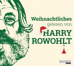 Weihnachtliches gelesen von Harry Rowohlt, 2 Audio-CDs - Sedaris, David; Lodge, David; Amis, Kingsley; Kavanagh, Dan