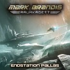 Endstation Pallas / Mark Brandis Raumkadett Bd.9 (1 Audio-CD)