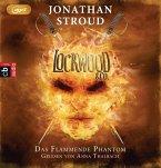 Das Flammende Phantom / Lockwood & Co. Bd.4 (2 MP3-CDs)