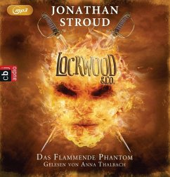 Das Flammende Phantom / Lockwood & Co. Bd.4 (2 MP3-CDs) - Stroud, Jonathan