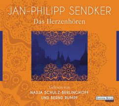 Das Herzenhören / Die Burma-Serie Bd.1 (5 Audio-CDs) - Sendker, Jan-Philipp