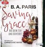 Saving Grace - Bis dein Tod uns scheidet, 1 MP3-CD