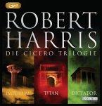 Cicero Trilogie, 3 MP3-CD
