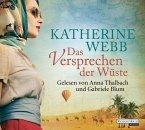 Das Versprechen der Wüste, 6 Audio-CDs