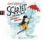 Scarlet und der Zauberschirm / Scarlet Bd.1 (1 Audio-CD)