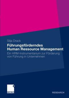 Führungsförderndes Human Ressource Management (eBook, PDF)