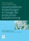 Gesellschaftliche Entwicklungen im Spiegel der empirischen Sozialforschung (eBook, PDF)