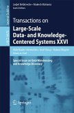 Transactions on Large-Scale Data- and Knowledge-Centered Systems XXVI (eBook, PDF)