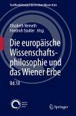 Die europäische Wissenschaftsphilosophie und das Wiener Erbe (eBook, PDF)
