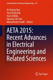 AETA 2015: Recent Advances in Electrical Engineering and Related Sciences (eBook, PDF)