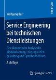 Service Engineering bei technischen Dienstleistungen (eBook, PDF)