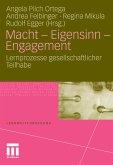 Macht - Eigensinn - Engagement (eBook, PDF)