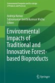 Environmental Impacts of Traditional and Innovative Forest-based Bioproducts (eBook, PDF)
