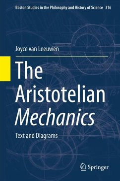 The Aristotelian Mechanics (eBook, PDF) - Leeuwen, Joyce van