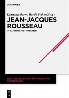 Jean-Jacques Rousseau (eBook, PDF)