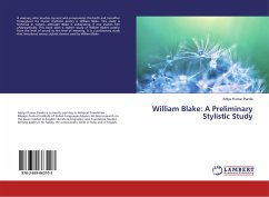 William Blake: A Preliminary Stylistic Study