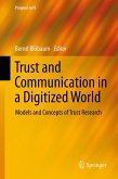 Trust and Communication in a Digitized World (eBook, PDF)