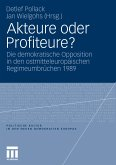 Akteure oder Profiteure? (eBook, PDF)