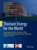 Thorium Energy for the World (eBook, PDF)