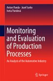 Monitoring and Evaluation of Production Processes (eBook, PDF)