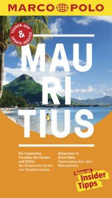 MARCO POLO Reiseführer Mauritius - Langer, Freddy