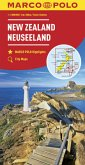 MARCO POLO Kontinentalkarte Neuseeland 1:2 000 000