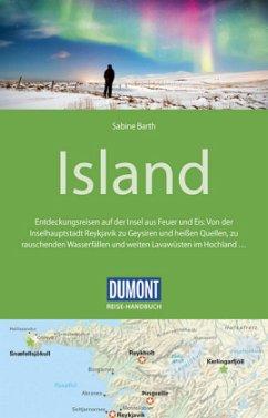 DuMont Reise-Handbuch Reiseführer Island - Barth, Sabine