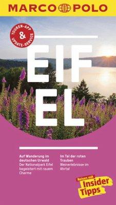 MARCO POLO Reiseführer Eifel - Bartels, Wolfgang