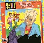 Filmstar in Gefahr / Die drei Ausrufezeichen Bd.46 (1 Audio-CD)