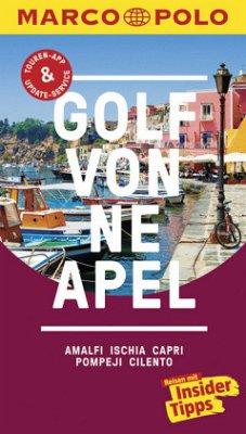 MARCO POLO Reiseführer Golf von Neapel, Amalfi, Ischia, Capri, Pompeji, Cilento - Dürr, Bettina