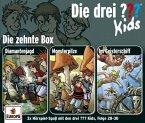 Die drei ???-Kids 3er Box, 3 Audio-CDs