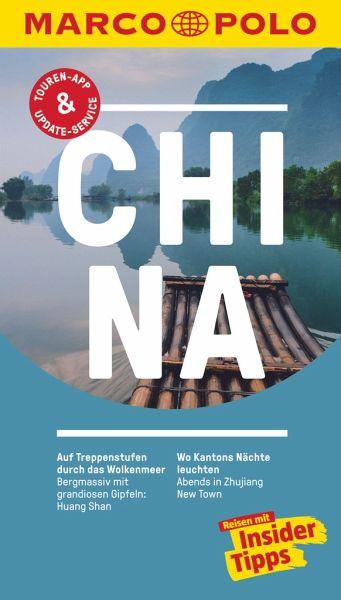 MARCO POLO Reiseführer China - Schütte, Hans Wilm