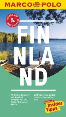 MARCO POLO Reiseführer Finnland - Freyer-Lindner, Claudia