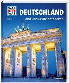 Deutschland. Land und Leute entdecken / Was ist was Bd.126
