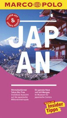 MARCO POLO Reiseführer Japan - Köhler, Angela; Higashi, Nichirei; Residence, Ginza