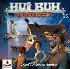 Hui Buh, das Schlossgespenst, neue Welt - Chaos auf Schloss Burgeck, 1 Audio-CD