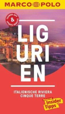 MARCO POLO Reiseführer Ligurien, Italienische Riviera, Cinque Terre - Dürr, Bettina