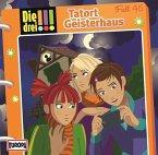 Tatort Geisterhaus / Die drei Ausrufezeichen Bd.45 (1 Audio-CD)