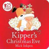 Kipper's Christmas Eve Board Book