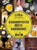 Sichuan-Pfeffer meets Sauerkraut