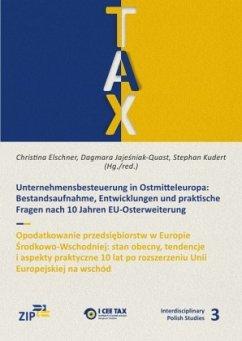 Unternehmensbesteuerung in Ostmitteleuropa