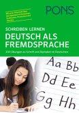 PONS Schreiben lernen Deutsch als Fremdsprache