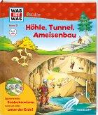Höhle, Tunnel, Ameisenbau / Was ist was junior Bd.21
