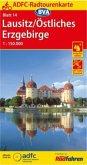 ADFC-Radtourenkarte 14 Lausitz / Östliches Erzgebirge