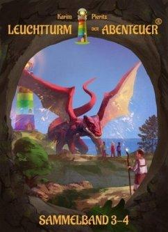 Leuchtturm der Abenteuer 3-4 (Sammelband) - Pieritz, Karim