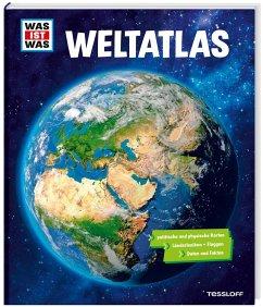 WAS IST WAS Weltatlas - Baur, Manfred