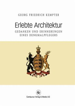 Erlebte Architektur (eBook, PDF) - Kempter, Georg F.